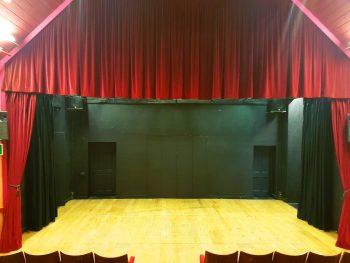 Rondo stage area