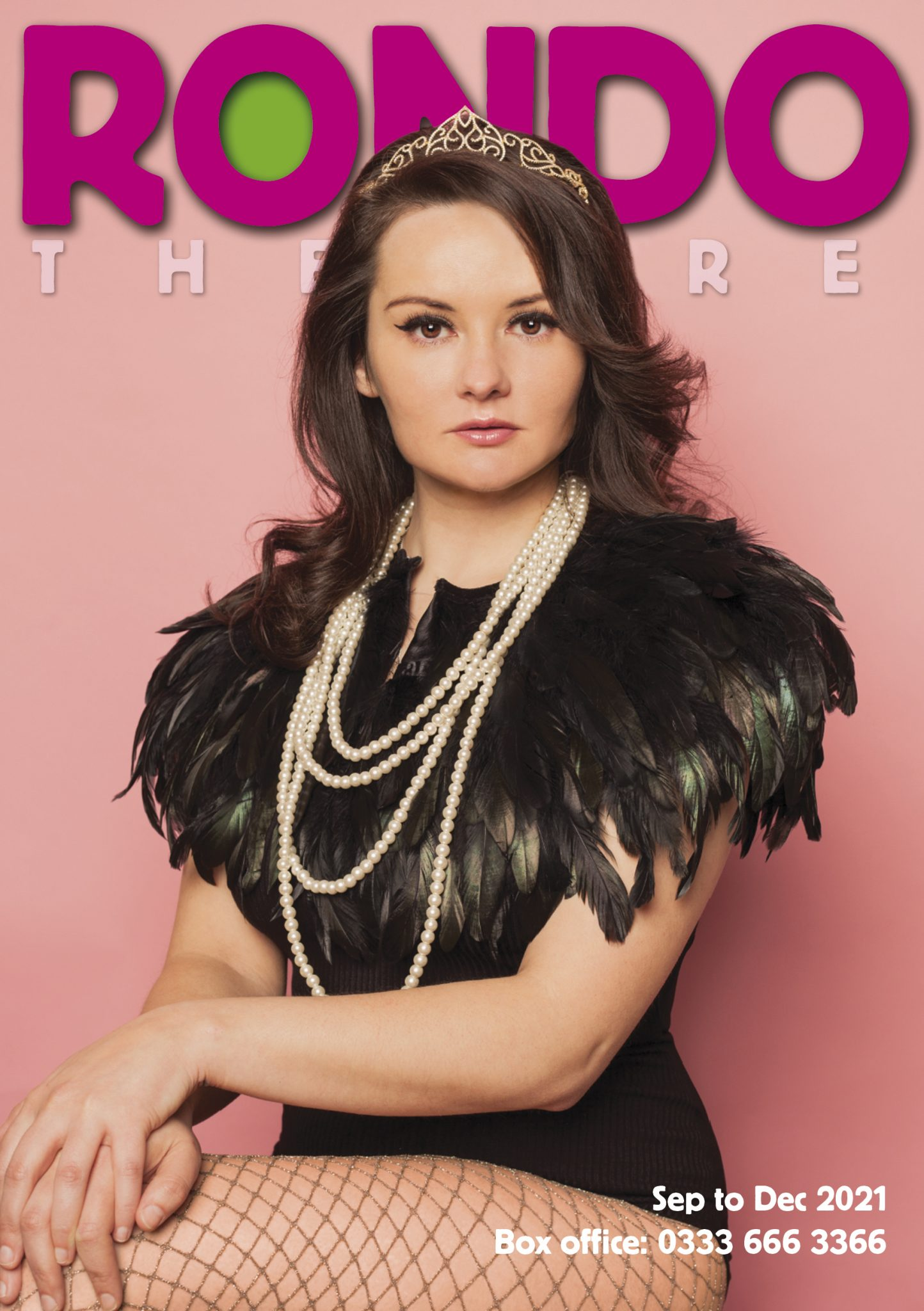 Rondo Theatre Autumn 2021 Programme cover